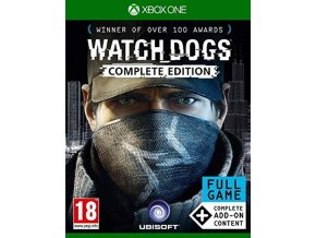 Xbox One Watch Dogs (Complete Edition)