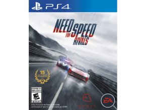 PS4 Need for Speed: Rivals