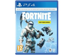 PS4 Fortnite: Deep Freeze Bundle