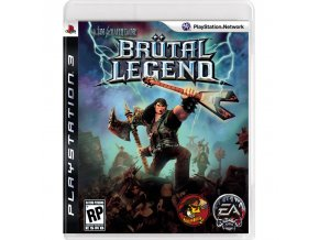 PS3 Brütal Legend