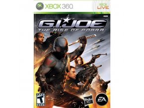 Xbox 360 G.I. Joe: The Rise of Cobra