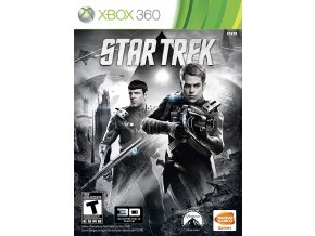 Xbox 360 Star Trek: The Video Game