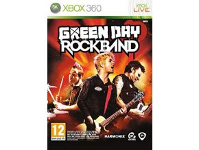 Xbox 360 Green Day Rock Band
