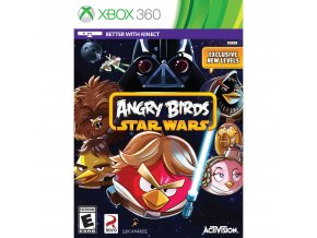 Xbox 360 Angry Birds Star Wars