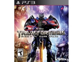 PS3 Transformers: Rise of the Dark Spark