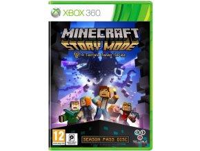 Xbox 360 Minecraft: Story Mode