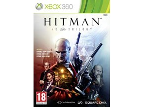 Xbox 360 Hitman Trilogy