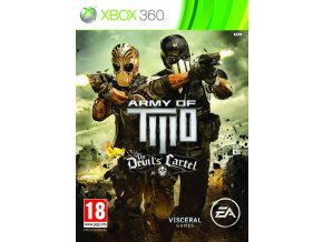 Xbox 360 Army of Two: The Devils Cartel