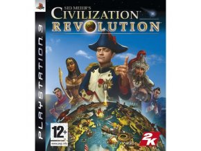 PS3 Civilization Revolution