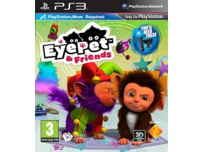 PS3 EyePet & Friends