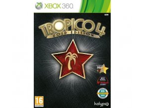 Xbox 360 Tropico 4 (Gold Edition)