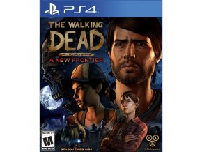 PS4 The Walking Dead: The Telltale Series: A new Frontier