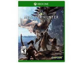 Xbox One Monster Hunter: World
