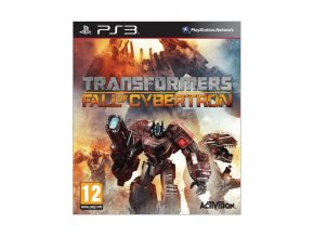 PS3 Transformers: Fall of Cybertron