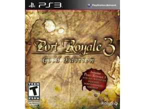 PS3 Port Royale 3 - Gold Edition