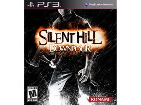 PS3 Silent Hill: Downpour