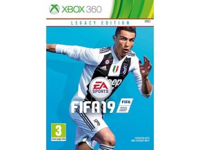 Xbox 360 Fifa 19 (Legacy Edition)