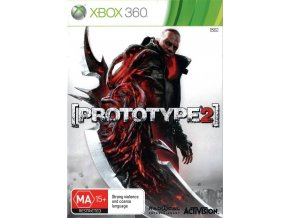 Xbox 360 Prototype 2