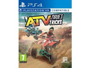 PS4 ATV Drift and Tricks VR