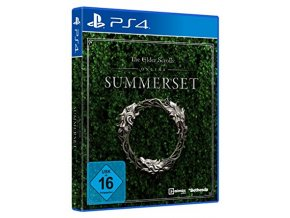 PS4 The Elder Scrolls Online: SUMMERSET