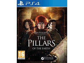 PS4 The Pillars of the Earth