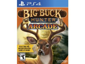 PS4 Big Buck: Hunter Arcade