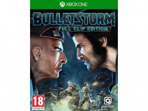 Xbox One Bulletstorm Full Clip Edition