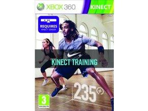 Xbox 360 Nike Kinect Training