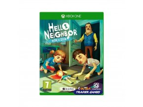 Xbox One Hello Neighbor: Hide and Seek