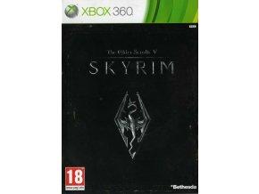 Xbox 360 The Elder Scrolls V: Skyrim