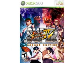 Xbox 360 Super Street Fighter 4