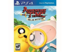 PS4 Adventure Time: Finn and Jake Investigations
