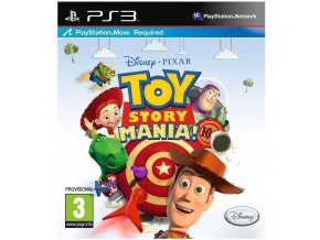 PS3 Toy Story Mania!