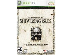 Xbox 360 The Elder Scrolls IV: Oblivion - Shivering Isles