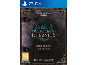 PS4 Pillars of Eternity