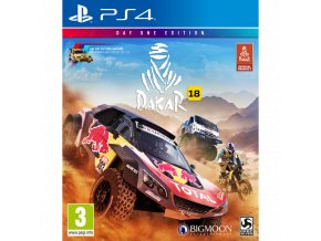 PS4 Dakar 18 (Day One Edition)