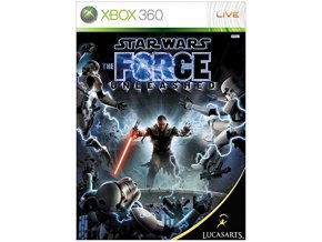 Xbox 360 Star Wars: The Force Unleashed