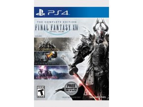 PS4 Final Fantasy XIV: The Complete Edition