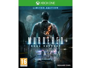 Xbox One Murdered Soul Suspect (Limited Edition)