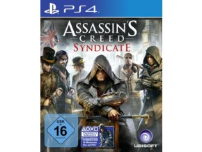 PS4 Assassin's Creed: Syndicate