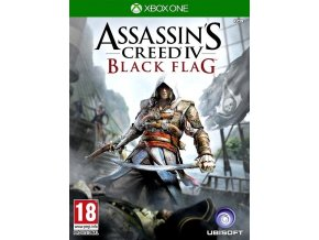 Xbox One Assassin's Creed 4: Black Flag CZ