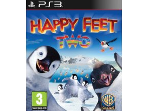 PS3 Happy Feet 2