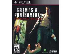 PS3 Sherlock Holmes: Crimes & Punishments