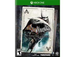 Xbox One Batman: Return to Arkham