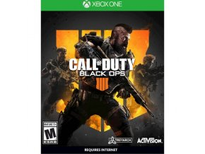 Xbox One Call of Duty: Black Ops 4