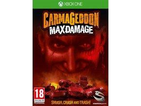 Xbox One Carmageddon: Max Damage