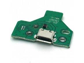 Nabíjecí zásuvka JDS-011 pro PS4 ovladač