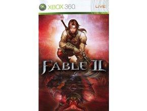 Xbox 360 Fable II CZ
