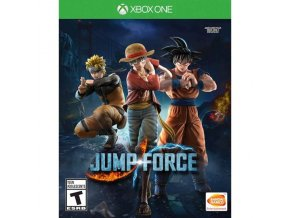 Xbox One Jump Force