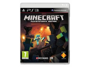 PS3 Minecraft - Playstation 3 Edition